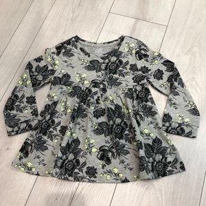 Floral Blouse 3T NWT
